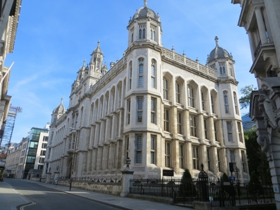 The Maughan Library, Strand
