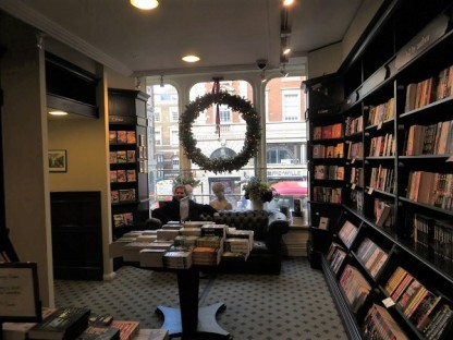 Hatchards, Piccadilly 16.12.17 (10) 1st Floor