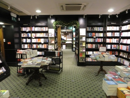 Hatchards, Piccadilly 16.12.17 (13) 1st Floor