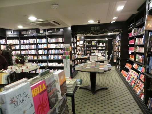 Hatchards, Piccadilly 16.12.17 (26) Basement