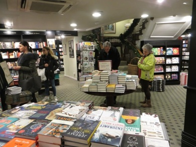 Hatchards, Piccadilly 16.12.17 (30) Basement