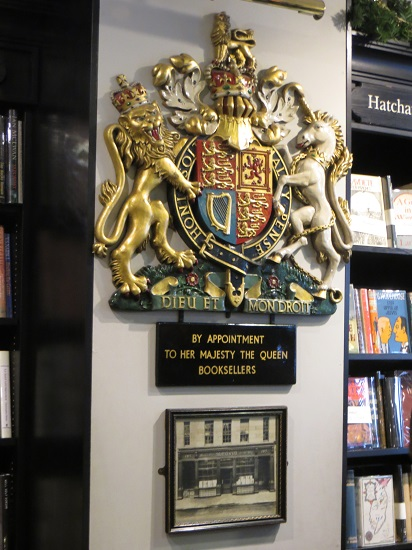 Hatchards, Piccadilly 16.12.17 (32)