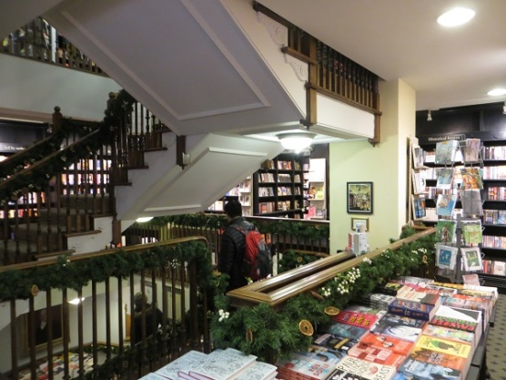 Hatchards, Piccadilly 16.12.17 (7) 1st