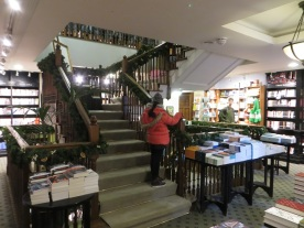 Hatchards, Piccadilly 16.12.17 (8) 1st floor