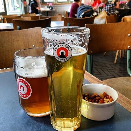 Hampstead Camden Brewery