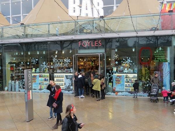 foyles london festival hall 16.12.18 (1)