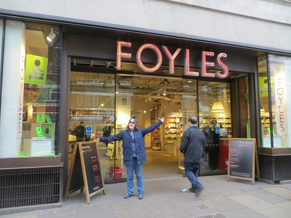 Foyles Charing Cross Road - 05.01.19 (6)