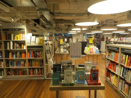 Foyles Charing Cross Road - 05.01.19 Basement (1)