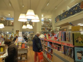 Foyles Charing Cross Road - 05.01.19 Basement (2)