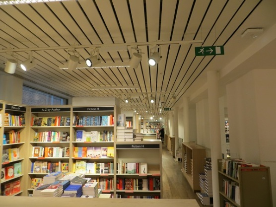 Foyles Charing Cross Road - 05.01.19 Floor 1 (5)