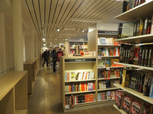 Foyles Charing Cross Road - 05.01.19 Floor 1 (7)