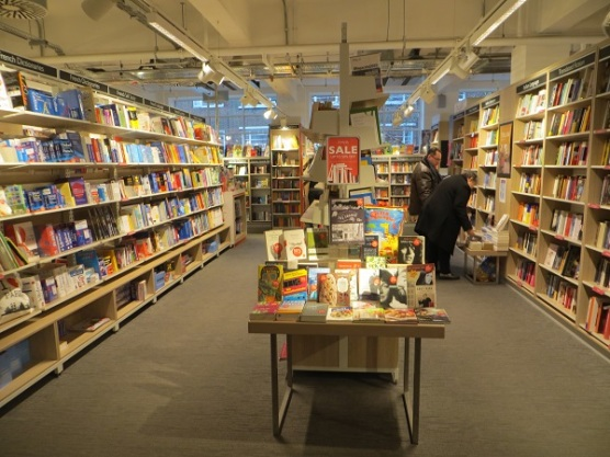 Foyles Charing Cross Road - 05.01.19 Floor 4 (2)