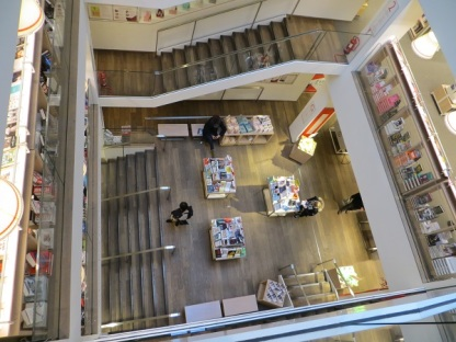 Foyles Charing Cross Road - 05.01.19 Floor 5 (2)
