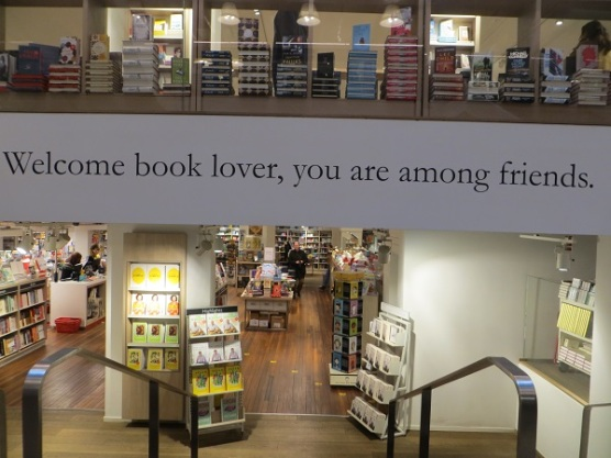 Foyles Charing Cross Road - 05.01.19 Ground Floor (5)