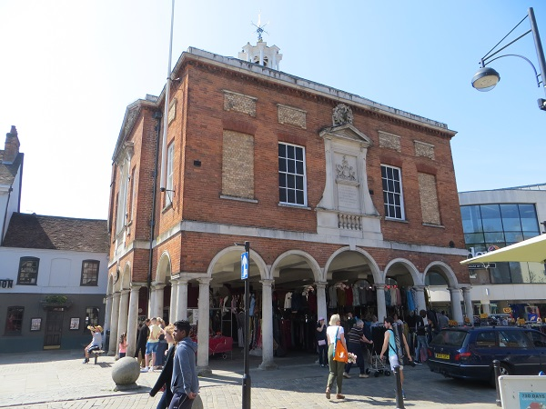 High Wycombe 20.04.19 Guildhall (1)