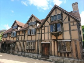 Shakespeare's birthplace - Stratford Upon Avon 25.05.19 (25)