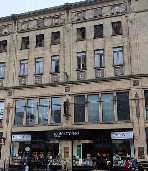 Glasgow Argyle Street 09.07.19 (1)