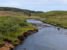 Oban Skye River Snizort